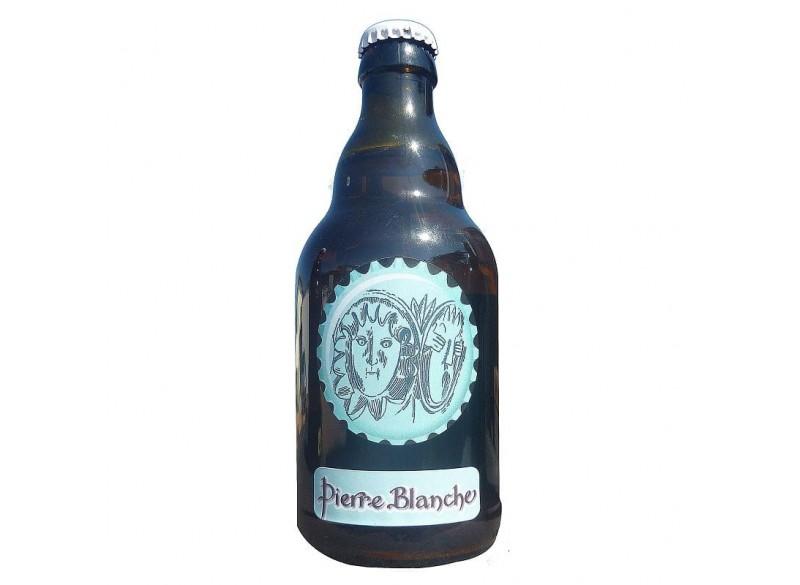 Bière Pierre blanche SORNIN 33CL