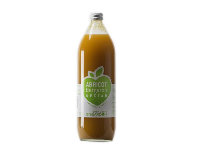 Jus de nectar d'abricot Bergeron 1L BISSARDON