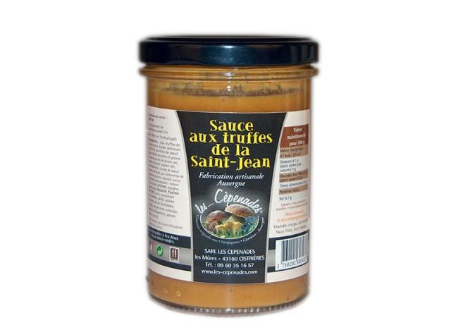 Sauce aux truffes de la Saint Jean CEPENADES