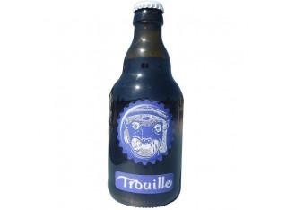 "Bière brune ""Trouille"" - SORNIN"