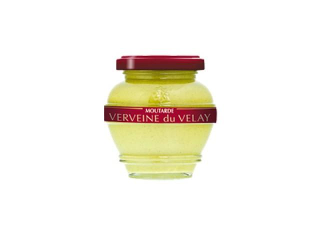 Moutarde à la verveine du Velay 200G