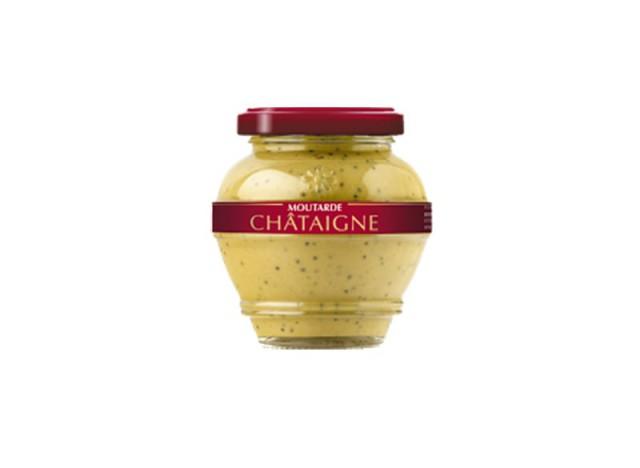 Moutarde aux Châtaignes 200G