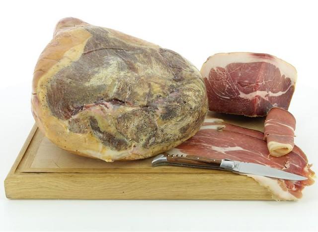 1/4 de jambon d'Auvergne IGP SALAISONS DU VELAY