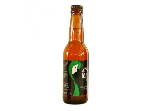 """Bière IPA """"Auvergne Pale Ale"""" ATELIER DU MALT 33CL"""