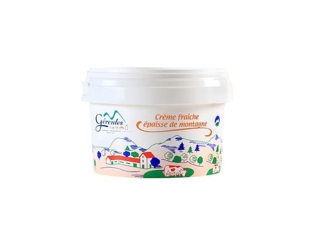 Crème fraiche 30% 25cl EPAISSE