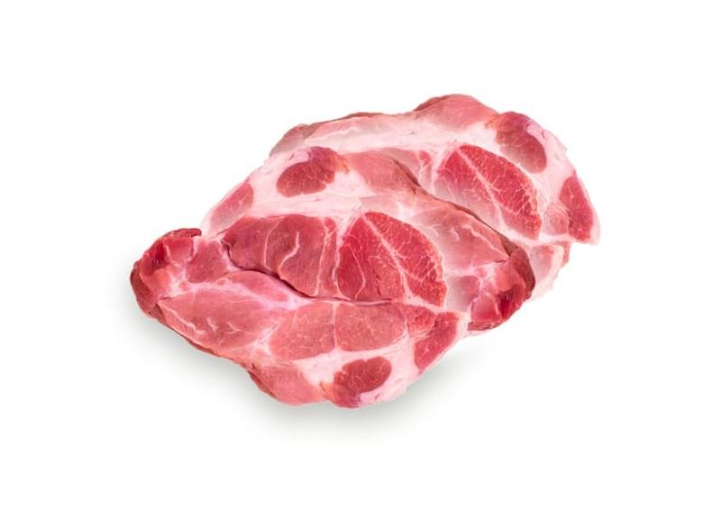 Côte de porc échine sans os (x4)