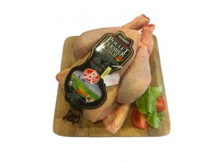 Poulet fermier PAC Label Rouge