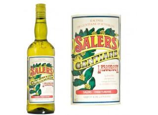 Liqueur de Gentiane 16° - SALERS