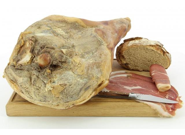 Jambon d'Auvergne avec os IGP SALAISONS DU VELAY