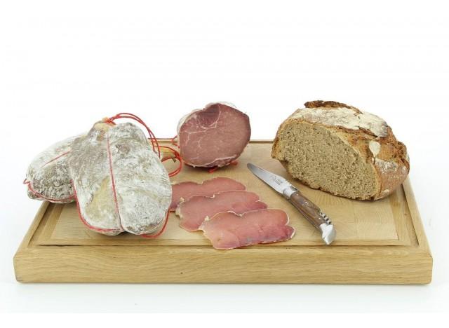 Noix de jambon artisanale Salaisons du Velay